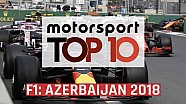 Top 10: Azerbaijan GP moments