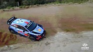 Rally Argentina best of: Helicopter