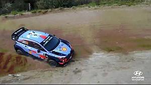 Rally Argentina lo mejor de: Helicóptero
