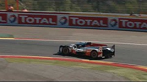WEC Spa - Qualifying