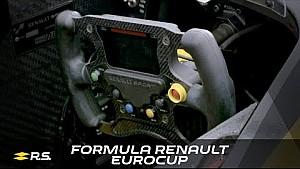 Formula Renault Eurocup - steering wheel