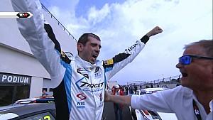 TCR Europe Le Castellet - Dusan Borkovic Post-Race Reaction