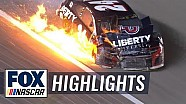 William Byron walks away from massive multi-car crash