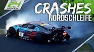 24h Nürburgring: Crashs