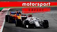 Motorsport-Report #114: Hamilton siegt, Leclerc lernt