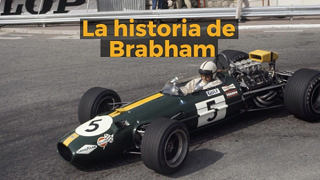 Racing Stories: la historia de Brabham F1