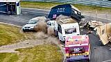 Compilatie Red Bull Caravanrace tijdens Jumbo Racedagen