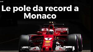 GP di Monaco: le pole da record