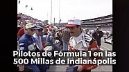 Los pilotos de F1 que también corrieron las 500 millas de Indianápolis ESP