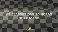 Conheça as classes das 24 Horas de Le Mans
