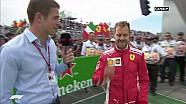 Sebastian Vettel évoque Gilles Villeneuve