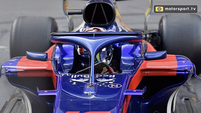 Hartley's halo: Welke rol speelde de halo bij de crash in Canada?