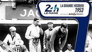 24 Heures du Mans - 1953