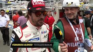 Interview Fernando Alonso