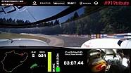 Le record de la Porsche 919 sur le Nürburgring