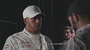 Teaser - Dans les coulisses de la pub Bose avec Lewis Hamilton