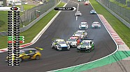 Highlights – TCR Europe Hungaroring race 1
