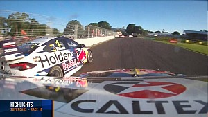 Highlights – Townsville 400 race 2
