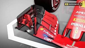 Ferrari's additional, winning slots